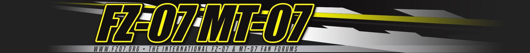 The FZ-07 Forum
